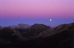 Moonrise Peña pequeña 2